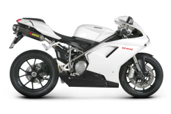 Tłumik Akrapovic DUCATI 848 Slip-On Open