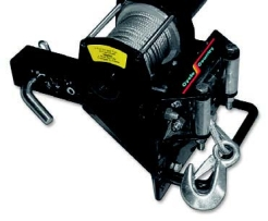 CYCLE COUNTRY RECEIVER WINCH MOUNT