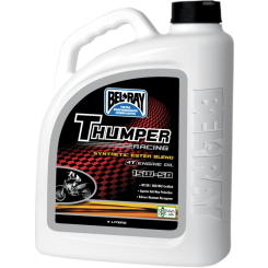 Bel-Ray Thumper Racing Synthetic Ester Blend 4T Engine Oil 15W-50 4L