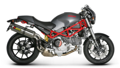 Tłumik Akrapovic DUCATI MONSTER S4RS Slip-On EC