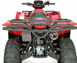 REAR BUMPER SUZUKI KINGQUAD 450/500/700/750