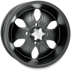 Felga ITP SYSTEM 6 WHEELS BLACK 14x7 5+2 4/115