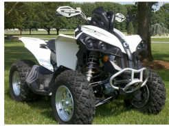 Snorkle do Can-Am Renegade 500 800