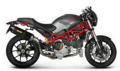 Tłumik Akrapovic DUCATI MONSTER S4RS EVOLUTION