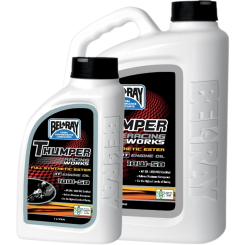 Bel-Ray Works Thumper Racing Full Synthetic Ester 4T Engine Oil 10W-50 4L