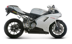 Tłumik Akrapovic DUCATI 848 EVOLUTION OPEN