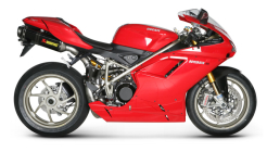 Tłumik Akrapovic DUCATI 1198 S EVOLUTION OPEN