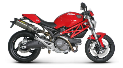 Tłumik Akrapovic DUCATI MONSTER 696 Slip-On Open