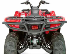 REAR BUMPER YAMAHA GRIZZLY 700