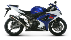 Tłumik Akrapovic SUZUKI GSX-R 1000 SLIP-ON TWIN EC