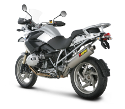 Tłumik Akrapovic BMW R 1200 GS Slip-On EC