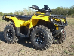 Snorkle do  CAN-AM Outlander 1000 / 800R