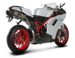 Tłumik Akrapovic DUCATI 848 EVO EVOLUTION OPEN