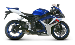 Tłumik Akrapovic SUZUKI GSX-R 600 Slip-On 2 OPEN