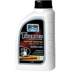Bel-Ray Friction Modified Thumper Racing 4T Oil 10W-30 1L