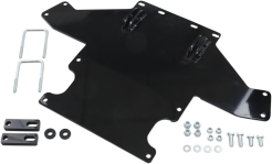 PLOW MOUNT MUD UTV POL