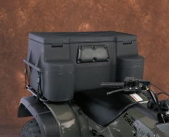 Kufer EXPLORER REAR TRUNK CARGO BOX BLACK