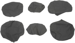 SEAT COVER DEFENDER BLK