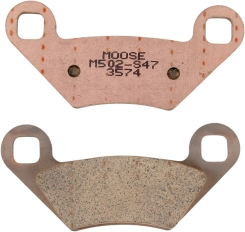 BRAKE PAD FRT/RR POLARIS