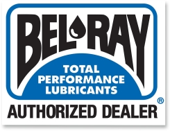 DECAL BEL-RAY WINDOW CLING